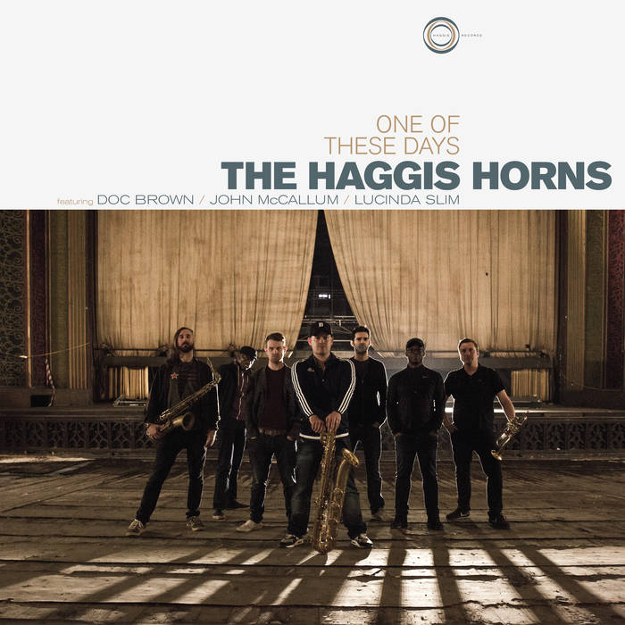 The Haggis Horns - One Of These Days 1 - fanzine
