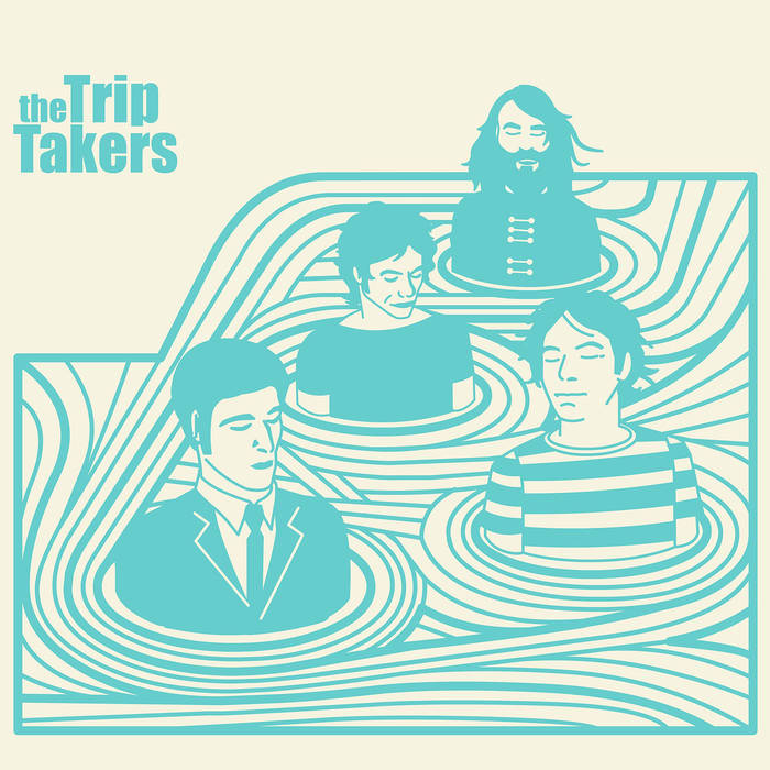 The Trip Takers - The Trip Takers 12 - fanzine