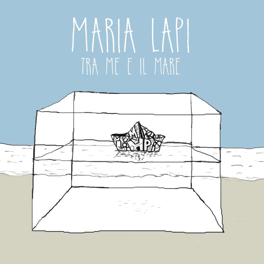 Mara Lapi - Tra Me e Il Mare 1 - fanzine