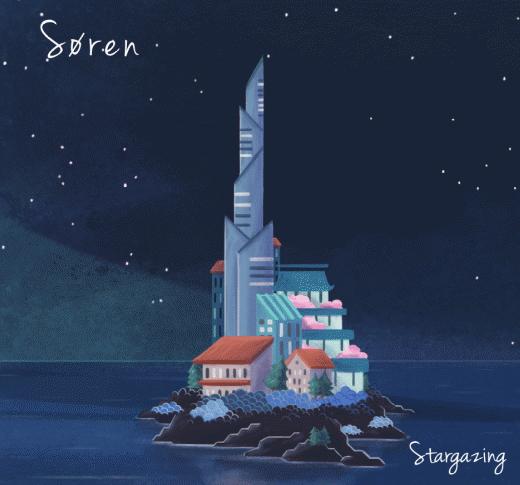 Søren - Stargazing 5 Iyezine.com