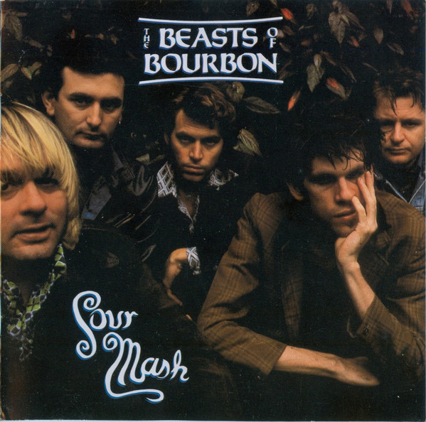 THE BEAST OF BOURBON - SOUR MASH (LP-1988) 8 - fanzine