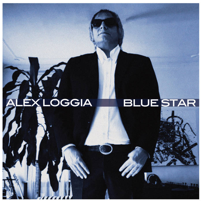 Alex Loggia - Bluestar 1 - fanzine