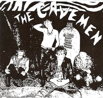 THE CAVEMEN - THE CAVEMEN 4 - fanzine