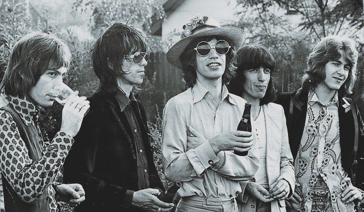 Rolling Stones 1 - fanzine