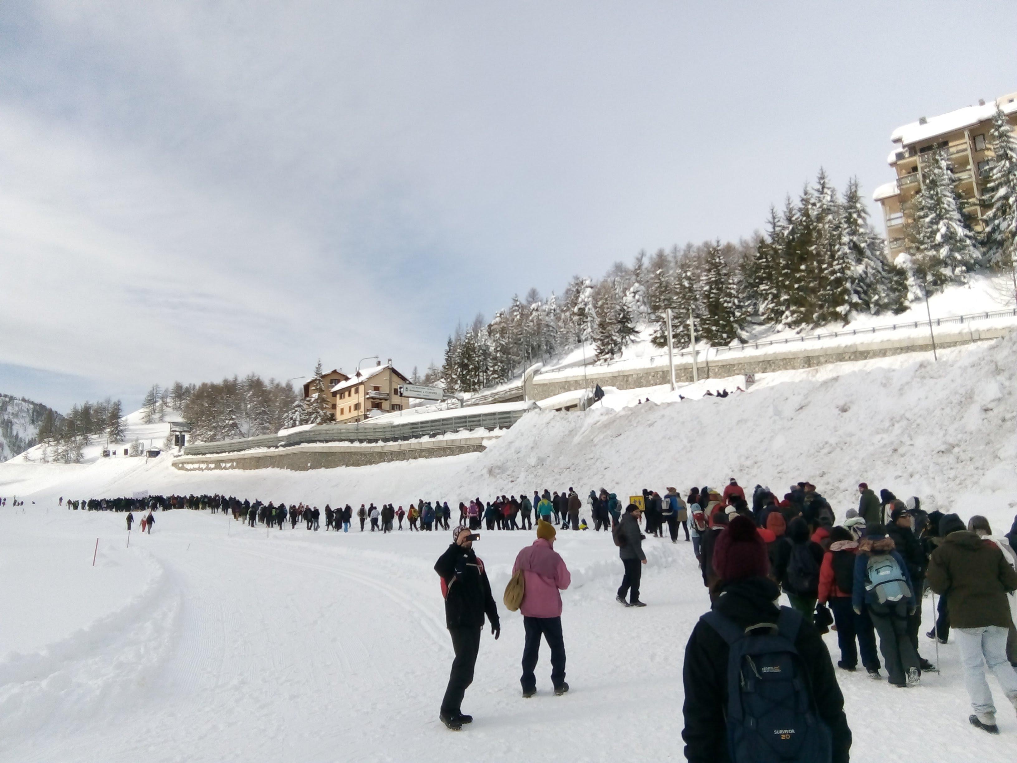In marcia sulle frontiere alpine. 1 - fanzine