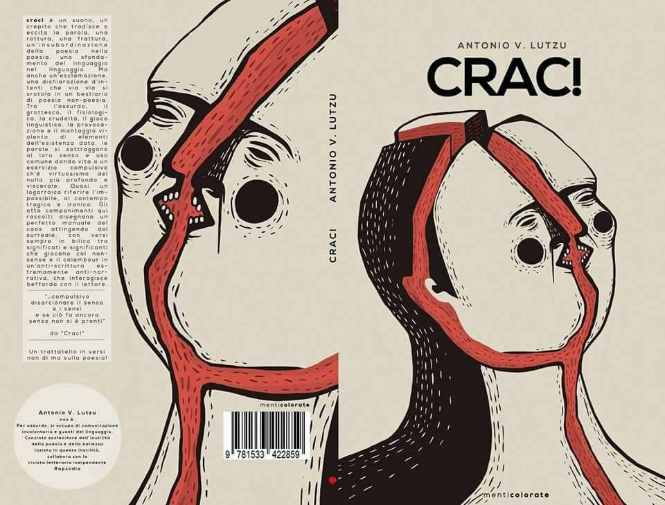 CRAC!  Di Antonio V. Lutzu 1 - fanzine