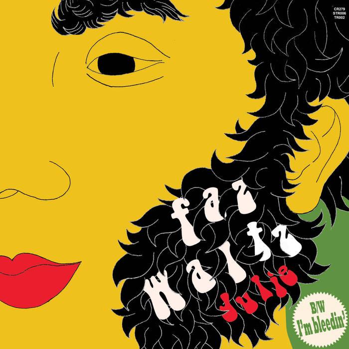 Faz Waltz - Julie 1 - fanzine