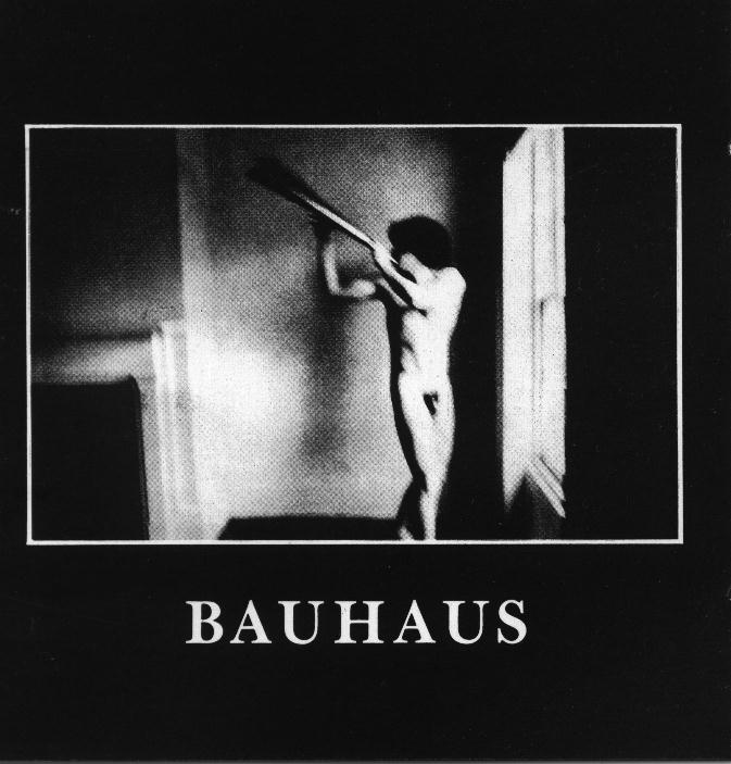BAUHAUS – IN THE FLAT FIELD (1980) 1 - fanzine