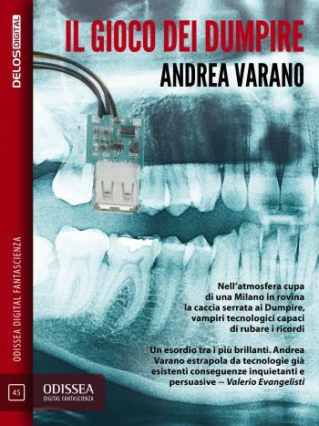 Il gioco dei dumpire di Andrea Varano 5 - fanzine