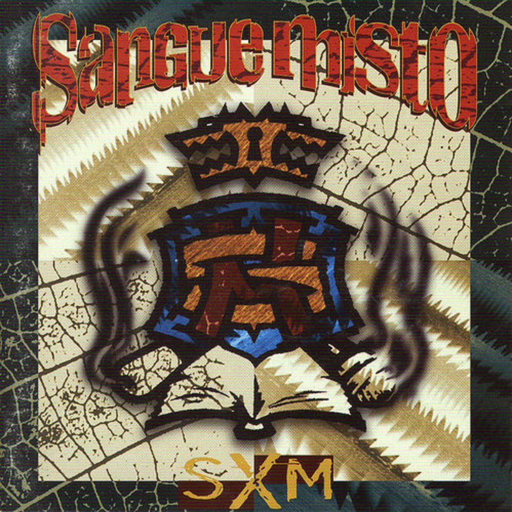SXM  Sangue Misto Ristampa 1 - fanzine