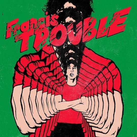 Albert Hammond Jr - Francis Trouble 3 - fanzine