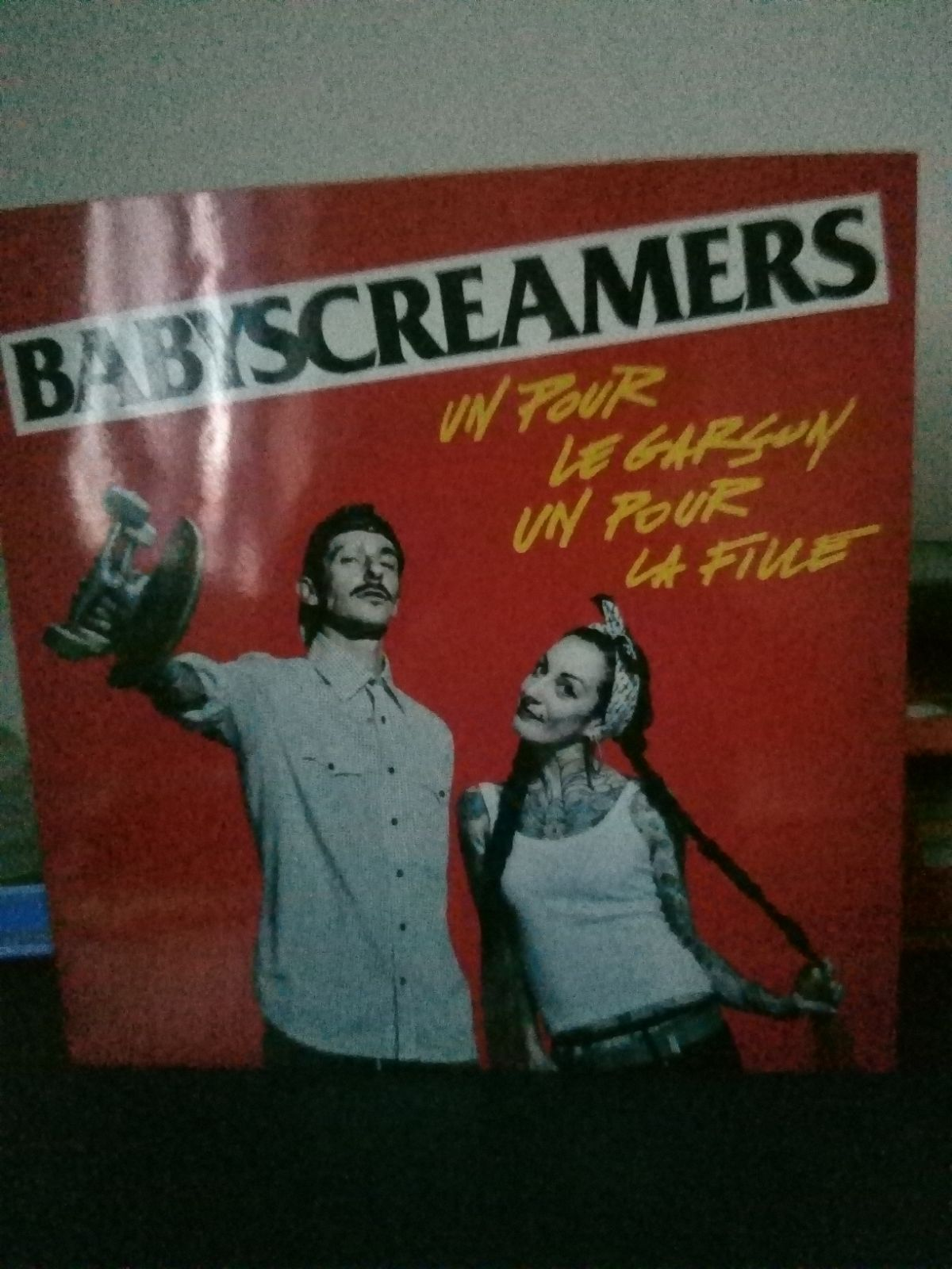 Babyscreamers - Un pour le garçon un pour la fille 4 - fanzine