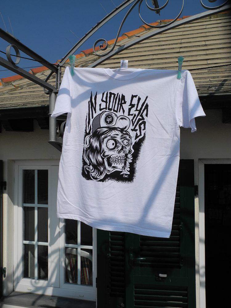 Tshirt  grafica Mad Kime 3 - fanzine