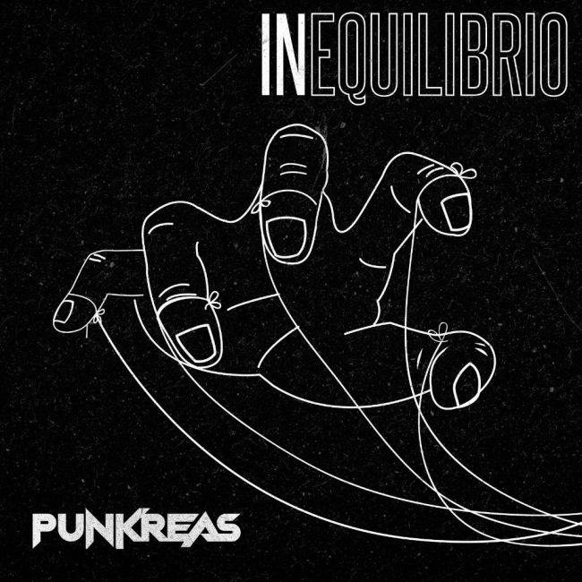 Punkreas - Inequilibrio ep 2 - fanzine