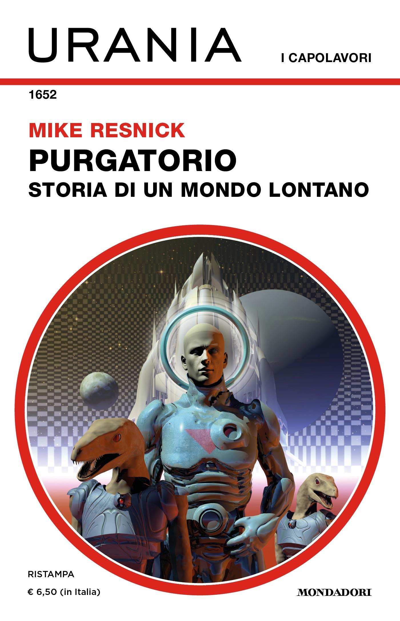 Mike Resnick - Purgatorio, Storia di un mondo lontano 3 - fanzine