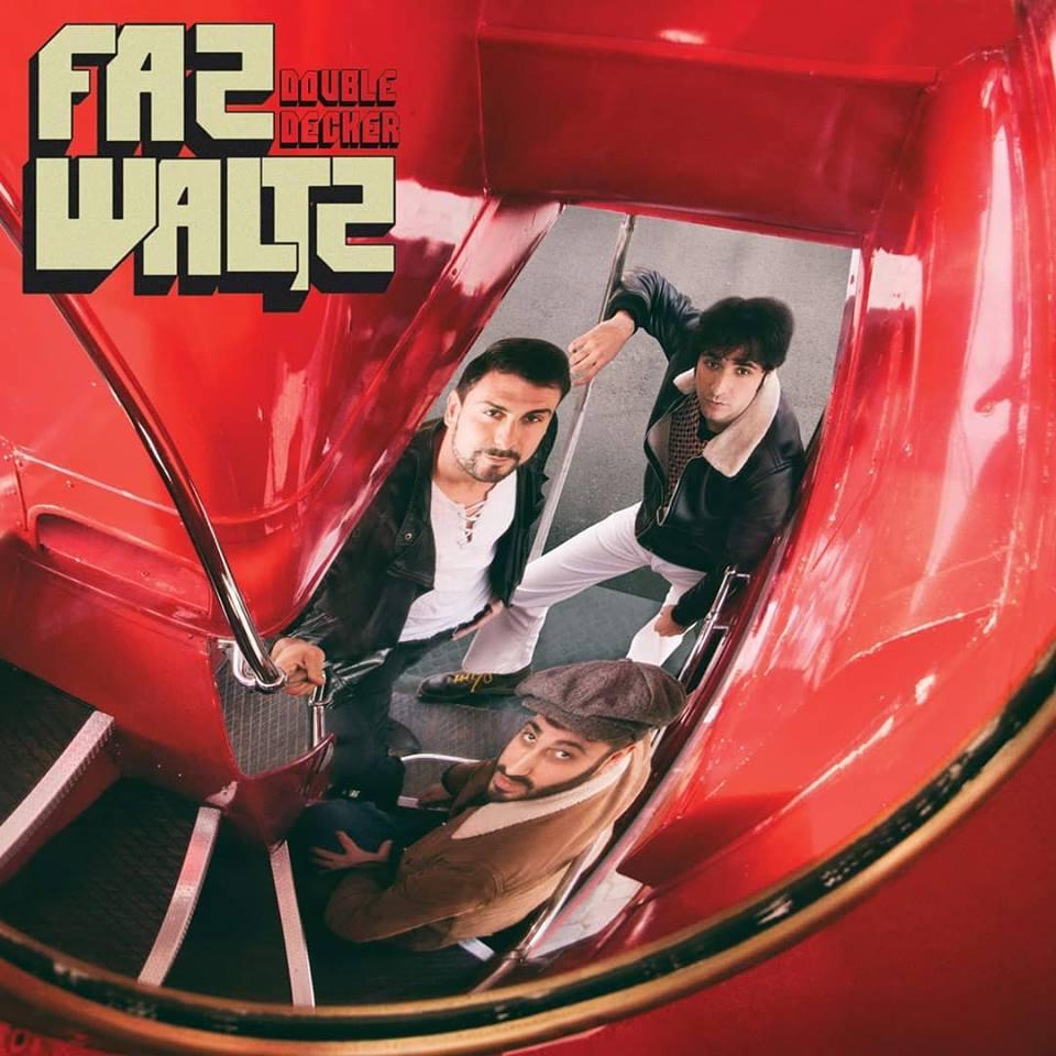 Faz Waltz - Double Decker 1 - fanzine