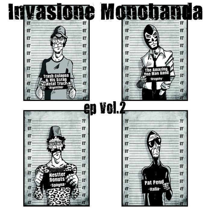 Artisti Vari - Invasione Monobanda Ep vol.2 4 - fanzine
