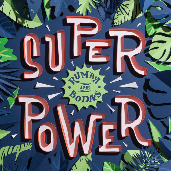 Rumba De Bodas - Super Power 1 - fanzine