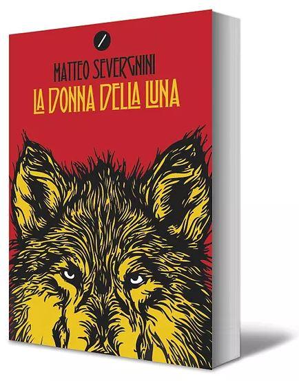 """Matteo Severgnini, """"LA DONNA DELLA LUNA – La prima indagine del detective privato Marco Tobia"""". 1 - fanzine"""