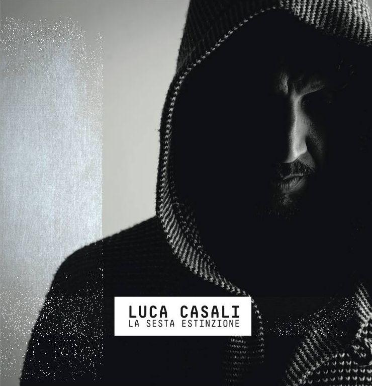 Luca Casali - La Sesta Estinzione 1 - fanzine