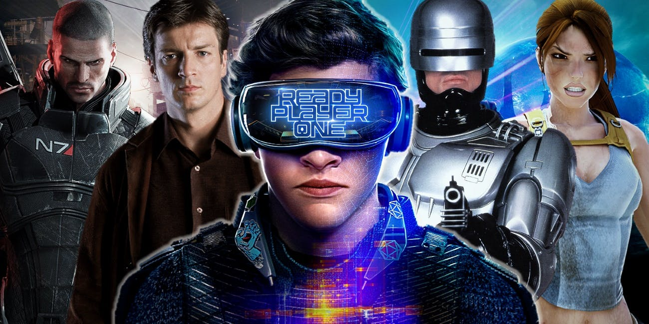 Spunti di riflessione forniti dalla visione di Ready Player One 1 - fanzine