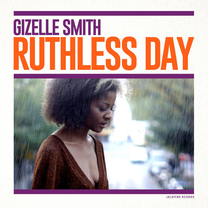 Gizelle Smiith - Ruthless Day 5 - fanzine
