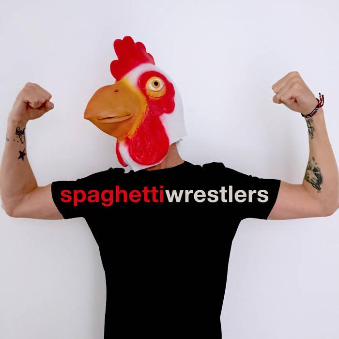 Spaghetti Wrestlers - Spaghetti Wrestlers 2 - fanzine