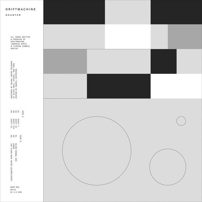 DRIFTMACHINE - SHUNTER 8 - fanzine
