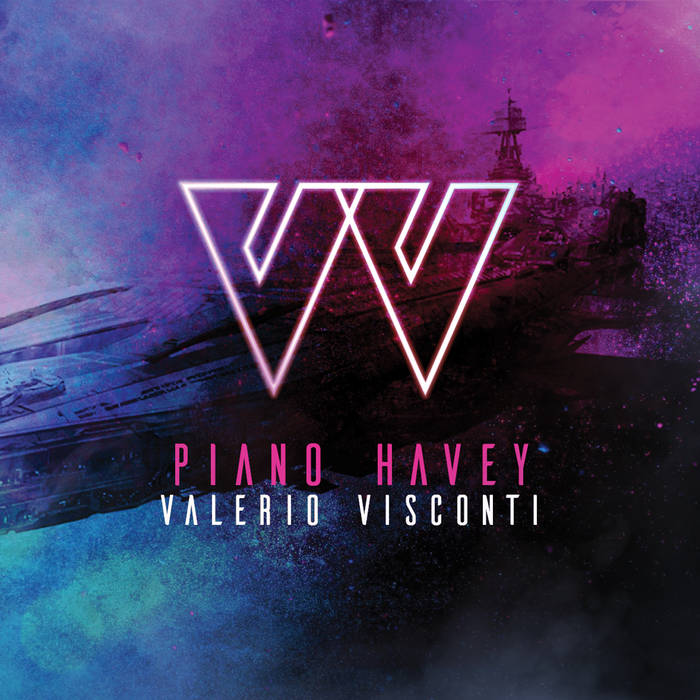 Valerio Visconti - Piano Havey - 1 - fanzine
