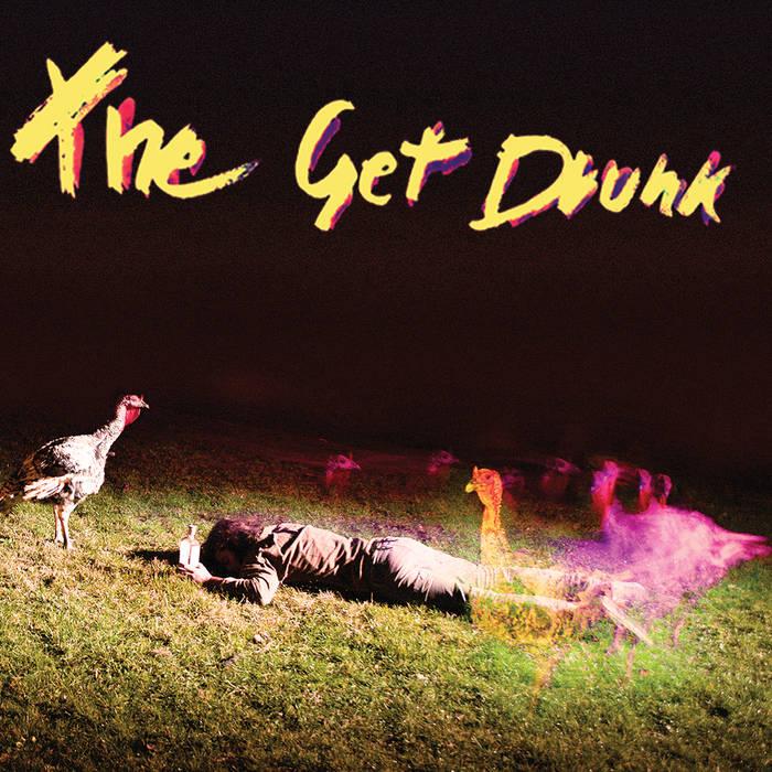 Terenzio Tacchini - The Get Drunk 2 - fanzine