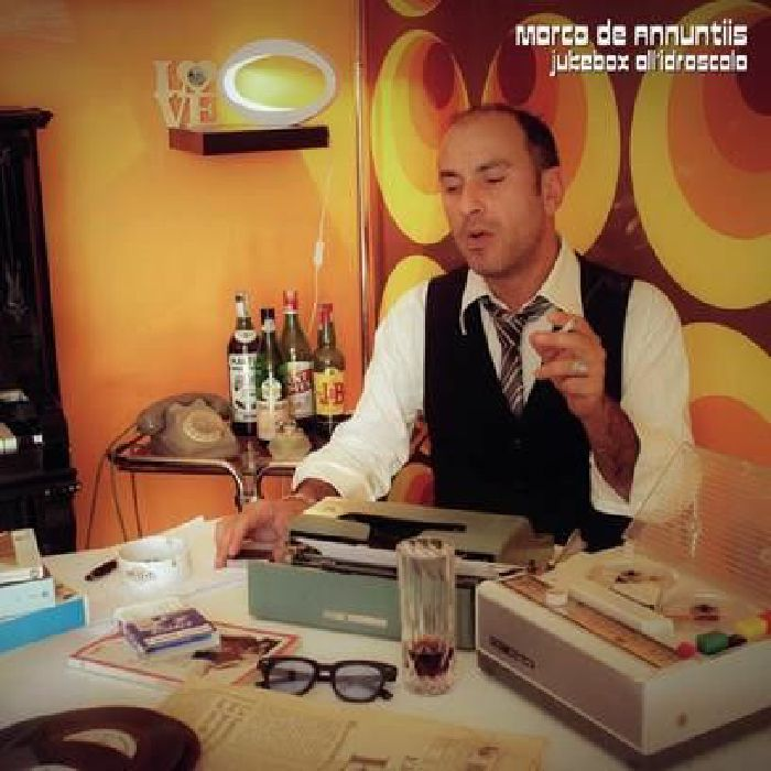Marco De Annuntiis - Jukebox All'Idroscalo 1 - fanzine