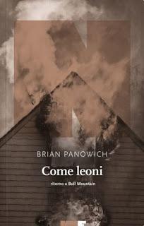 """Brian Panowich, """"Come leoni; ritorno a Bull Mountain"""" 1 - fanzine"""