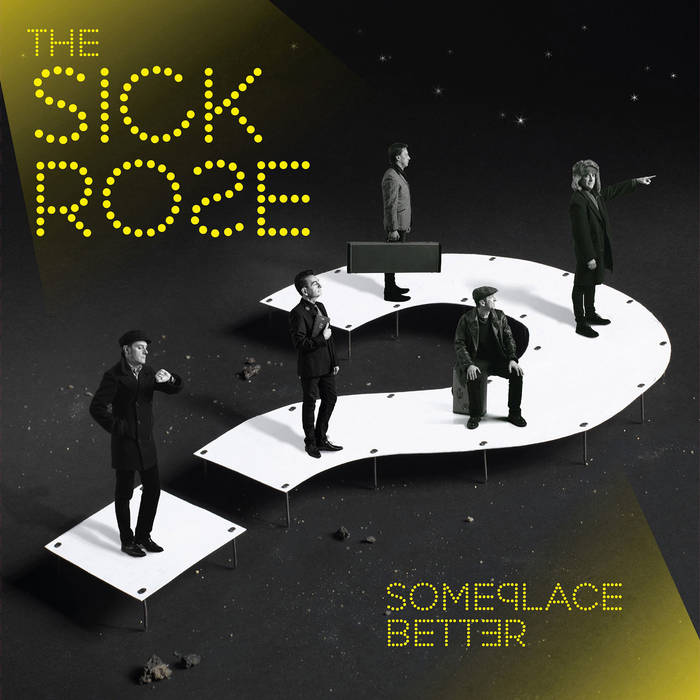 The Sick Rose - Someplace Better 1 - fanzine