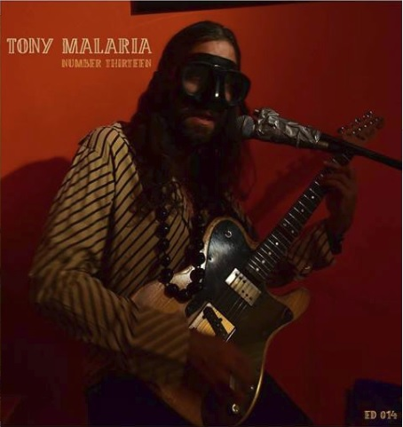 Tony Malaria - Number Thirtheen 8 - fanzine