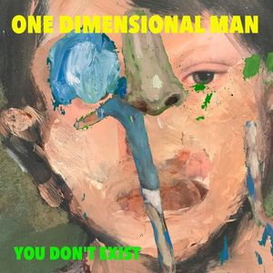 One Dimensional Man - You Don't Exist 6 - fanzine