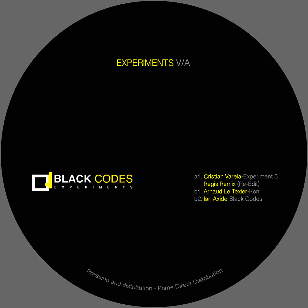 Vari - Experiments 1 - fanzine