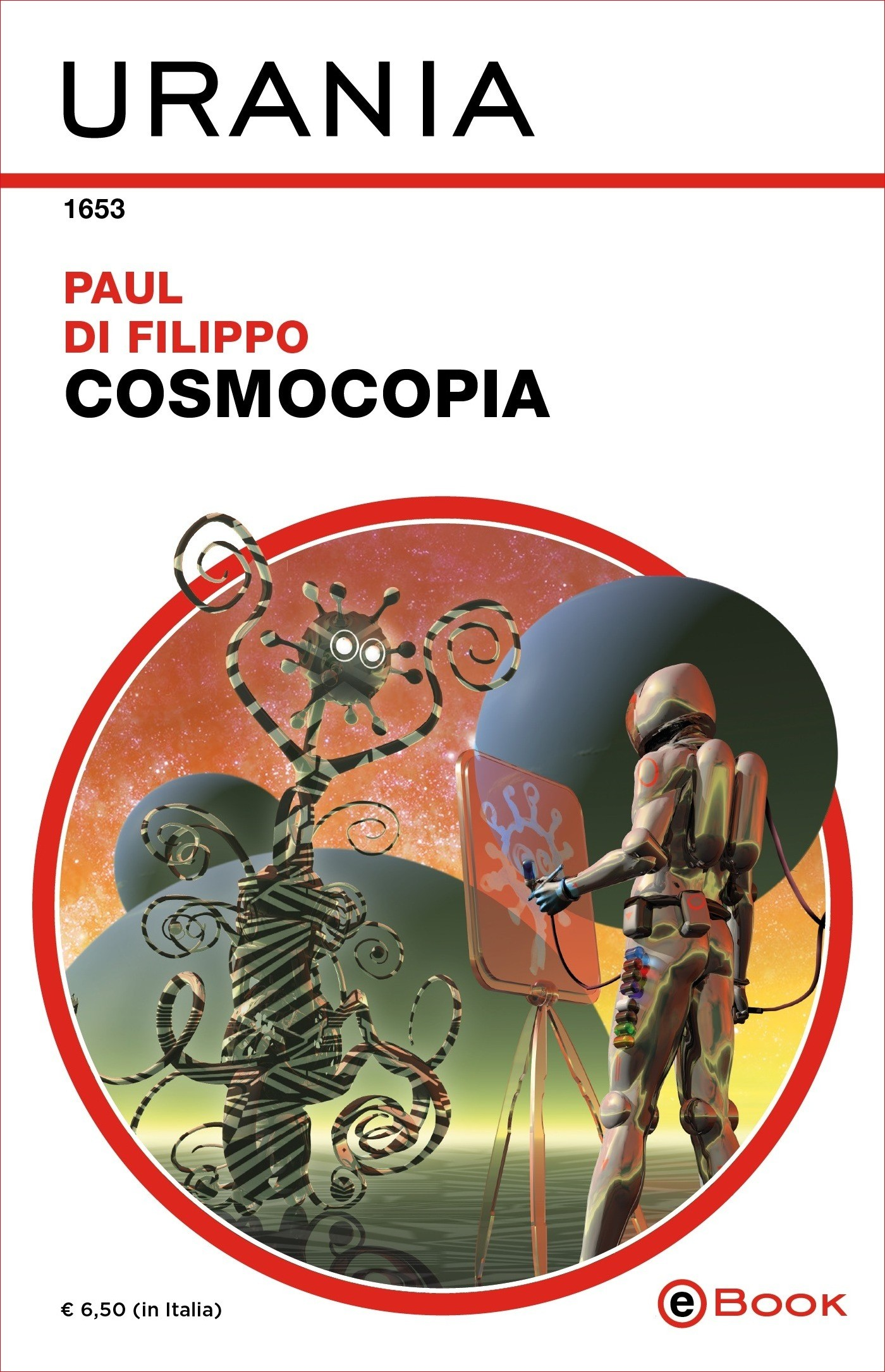 Cosmocopia, di Paul Di Filippo (Urania, 2018) 1 - fanzine