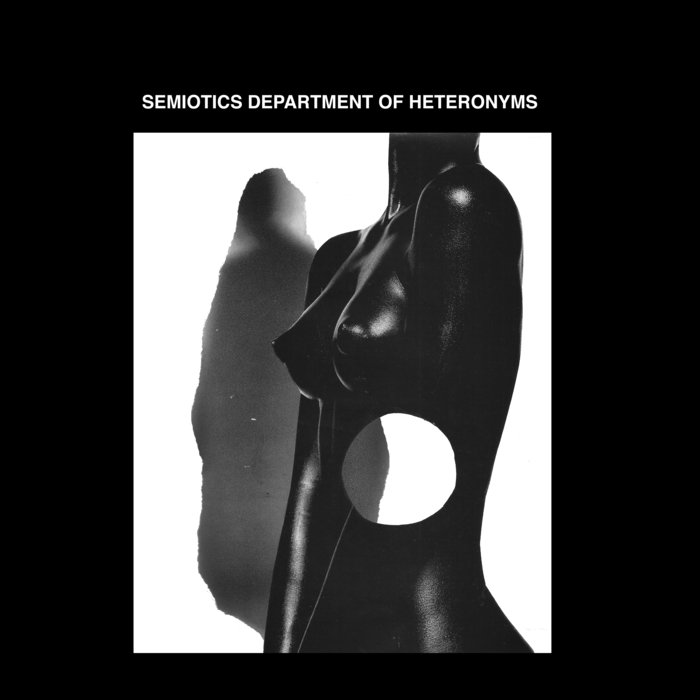 SDH - Semiotics Department Of Heteronyms 1 - fanzine