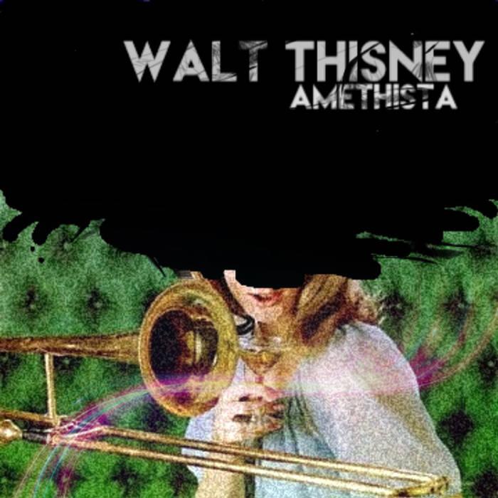 Walt Thisney @ Odditorium - Amethista - Sleep Thisconcert 5 - fanzine