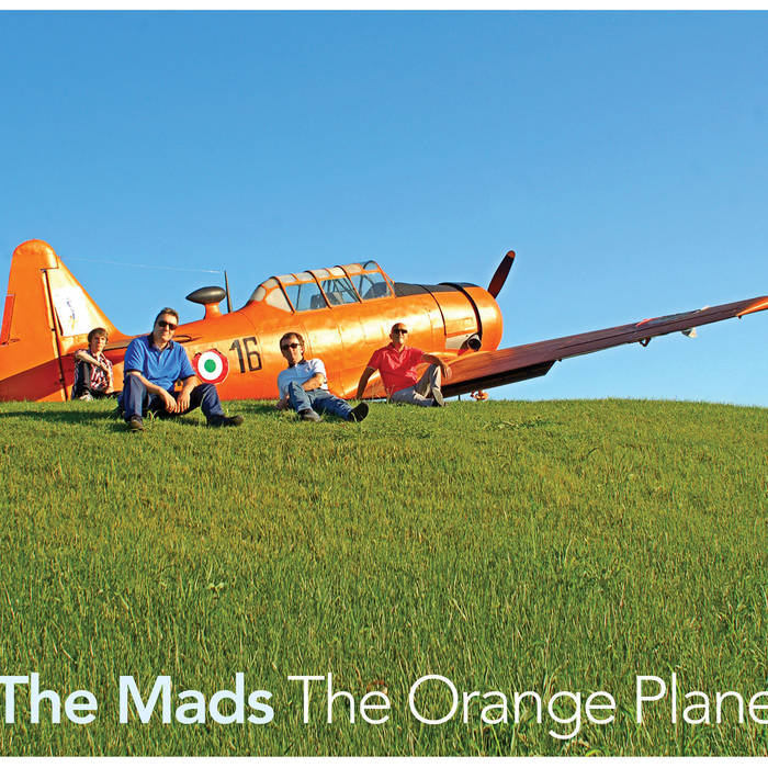 The Mads - The Orange Plane 8 - fanzine
