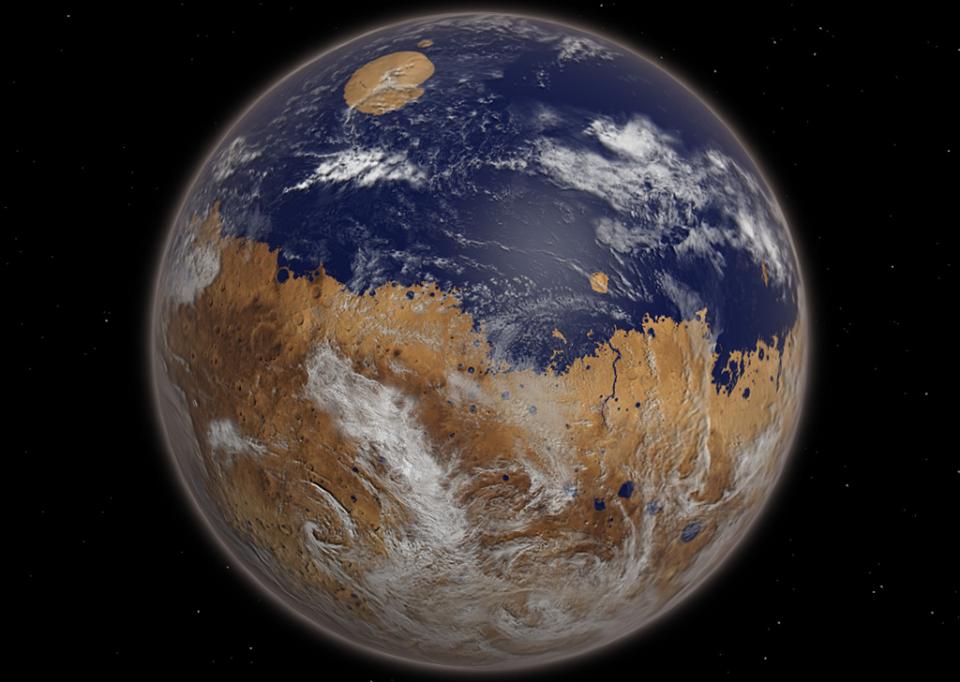 Lettere dal pianeta tricolore - 1. Atmosfera (Aero e colori) 1 - fanzine