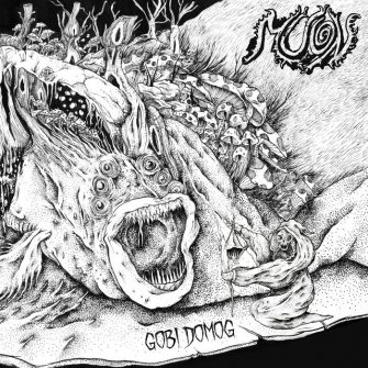 MUON - GOBI DOMOG 2 - fanzine