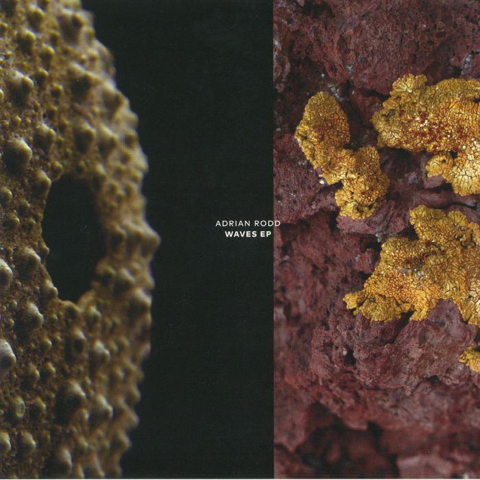 Adrian Rodd - Waves Ep 3 - fanzine