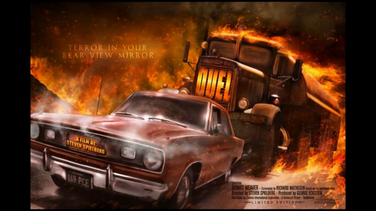 L'ineluttabile Duel di Matheson e Spielberg 10 - fanzine