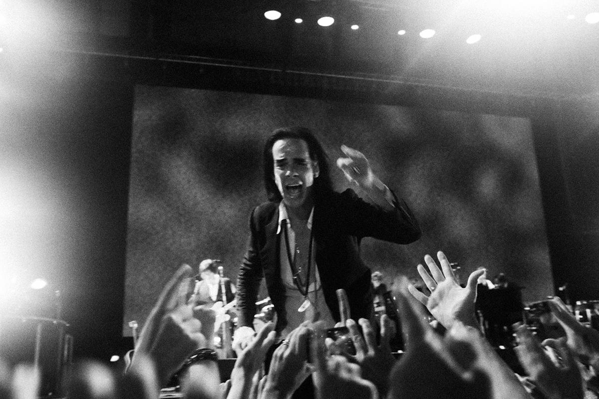 Nick Cave a Lucca 2018 1 - fanzine