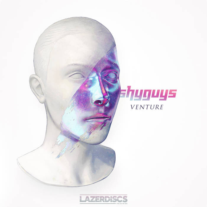 Shyguys - Venture 3 - fanzine
