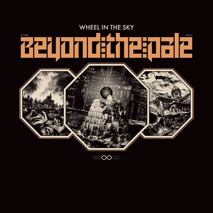 WHEEL IN THE SKY - BEYOND THE PALE 1 - fanzine