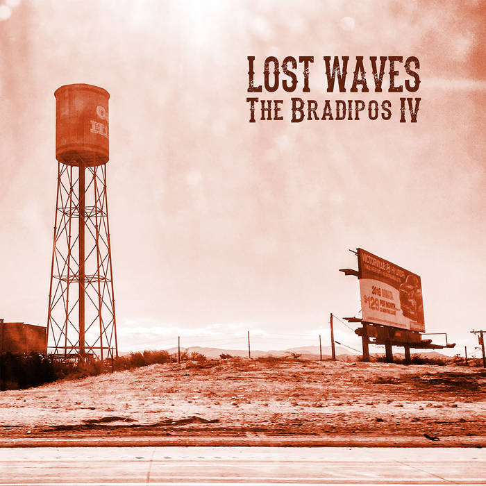 The Bradipos IV - Lost Waves 1 - fanzine