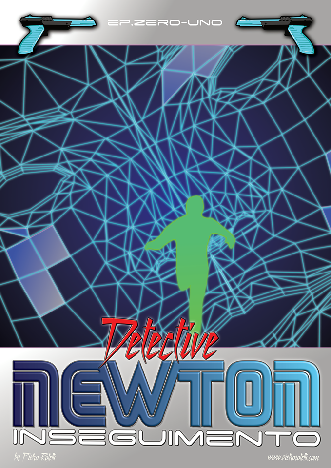 Inseguimento (Un'avventura del Detective Newton - EP.01) 8 - fanzine