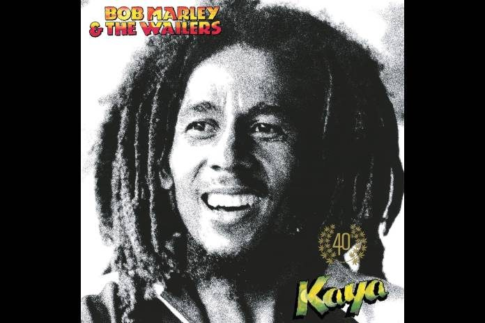Bob Marley - Kaya 40 2 - fanzine